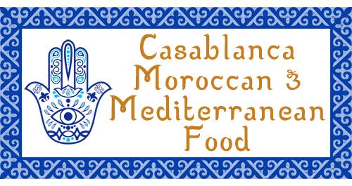 Casablanca Moroccan & Mediterranean Food